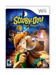 Scooby-Doo First Frights (Nintendo Wii) Pre-Owned: Game, Manual, and Case