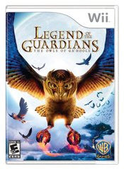 Legend of the Guardians: The Owls of Ga'Hoole (Nintendo Wii) Pre-Owned: Game, Manual, and Case
