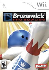 Brunswick Pro Bowling (Nintendo Wii) Pre-Owned: Game, Manual, and Case