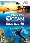 Endless Ocean: Blue World (Nintendo Wii) Pre-Owned: Game, Manual, and Case