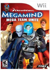 MegaMind: Mega Team Unite (Nintendo Wii) Pre-Owned: Game, Manual, and Case