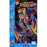 The Amazing Spider-Man Vs. The Kingpin (Sega CD) Pre-Owned: Game, Manual, and Case