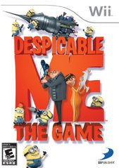 Despicable Me (Nintendo Wii) Pre-Owned: Game, Manual, and Case