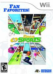 Deca Sports (Nintendo Wii) Pre-Owned: Game, Manual, and Case