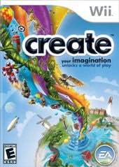 Create (Nintendo Wii) Pre-Owned: Game, Manual, and Case