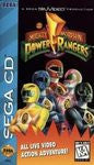 Mighty Morphin Power Rangers (Sega CD) Pre-Owned: Game, Manual, and Case