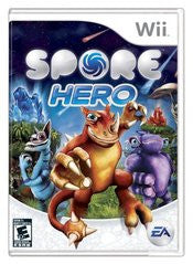 Spore Hero (Nintendo Wii) Pre-Owned: Game and Case