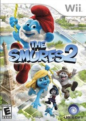 The Smurfs 2 (Nintendo Wii) Pre-Owned: Game and Case