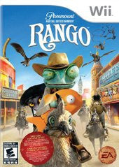Rango (Nintendo Wii) Pre-Owned: Disc(s) Only