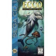 Ecco The Tides of Time (Sega CD) Pre-Owned: Game, Manual, and Case