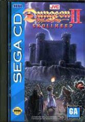Dungeon Master II: The Legend of Skullkeep (Sega CD) Pre-Owned: Game, Manual, and Case