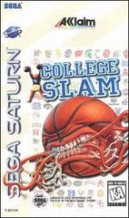 College Slam (Sega Saturn) Pre-Owned: Game, Manual, and Case