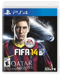 FIFA 14 (Playstation 4) Pre-Owned: Game, Manual, and Case