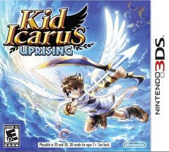 Kid Icarus Uprising (Nintendo 3DS) Pre-Owned: Game, Manual, and Case