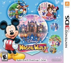 Disney Magical World (Nintendo 3DS) Pre-Owned: Game, Manual, and Case