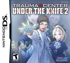 Trauma Center: Under the Knife 2 (Nintendo DS) Pre-Owned: Game, Manual, and Case