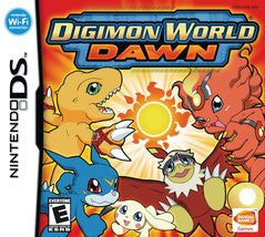 Digimon World Dawn (Nintendo DS) Pre-Owned: Game, Manual, and Case