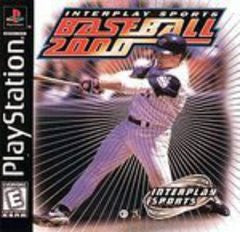 Interplay Sports Baseball 2000 (Playstation 1) Pre-Owned: Game, Manual, and Case
