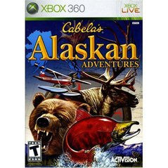 Cabela's Alaskan Adventures (Xbox 360) Pre-Owned: Game, Manual, and Case