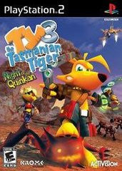 Ty the Tasmanian Tiger 3 (Playstation 2) Pre-Owned: Game, Manual, and Case