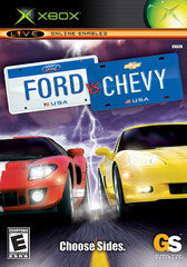 Ford vs Chevy (Xbox) Pre-Owned: Game, Manual, and Case