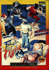 Final Fight CD (Sega CD) Pre-Owned: Game, Manual, and Case