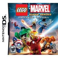 LEGO Marvel Super Heroes: Universe in Peril (Nintendo DS) Pre-Owned