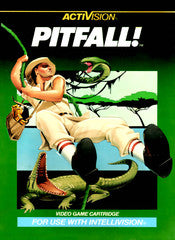 Pitfall! (Intellivision) Pre-Owned: Cartridge Only