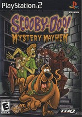 Scooby-Doo: Mystery Mayhem (Playstation 2) Pre-Owned: Game and Case