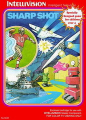 Sharp Shot (Intellivision) Pre-Owned: Cartridge Only
