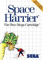 Space Harrier (Sega Master System) Pre-Owned: Game and Case