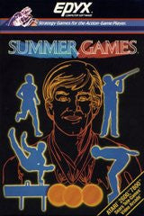 Summer Games (Atari 2600) Pre-Owned: Cartridge Only