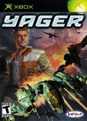 Yager (Xbox) Pre-Owned: Game and Case