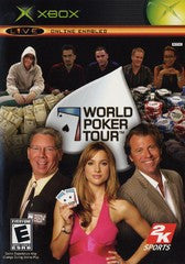 World Poker Tour (Xbox) Pre-Owned: Game, Manual, and Case