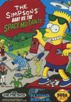 Simpsons: Bart vs. the Space Mutants (Sega Genesis) Pre-Owned: Game, Manual, and Case