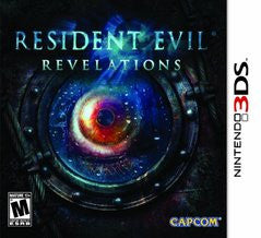 Resident Evil: Revelations (Nintendo 3DS) Pre-Owned: Cartridge Only