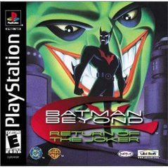 Batman Beyond: Return of the Joker (Playstation) Pre-Owned: Game, Manual, and Case