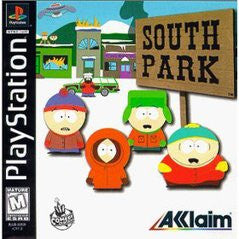 South Park (Playstation) Pre-Owned: Game, Manual, and Case