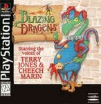 Blazing Dragons (Playstation) Pre-Owned: Game, Manual, and Case
