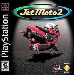 Jet Moto 2 (Playstation) Pre-Owned: Game, Manual, and Case