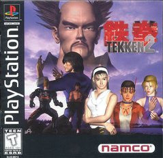 Tekken 2 (Playstation) Pre-Owned: Game, Manual, and Case