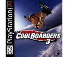 Cool Boarders 3 (Playstation 1) Pre-Owned: Game, Manual, and Case