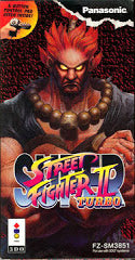 Super Street Fighter II Turbo (NOT FOR RESALE EDITION) (3DO) Pre-Owned