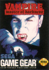 Vampire: Master of Darkness (Sega Game Gear) Pre-Owned: Cartridge Only