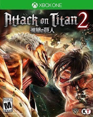 Attack on Titan 2 (Xbox One) Pre-Owned