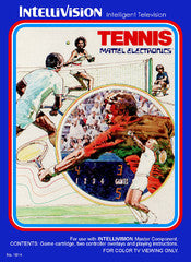 Tennis (Intellivision) Pre-Owned: Cartridge Only