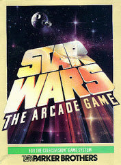 Star Wars: The Arcade Game (ColecoVision) Pre-Owned: Cartridge Only