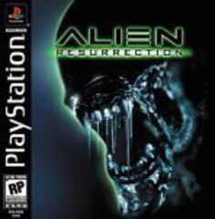 Alien Resurrection (Playstation 1) Pre-Owned: Game, Manual, and Case