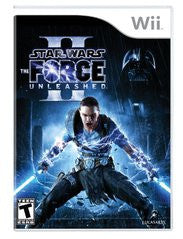 Star Wars: The Force Unleashed II (Nintendo Wii) Pre-Owned: Game and Case