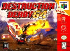 Destruction Derby 64 (Nintendo 64) Pre-Owned: Cartridge Only
